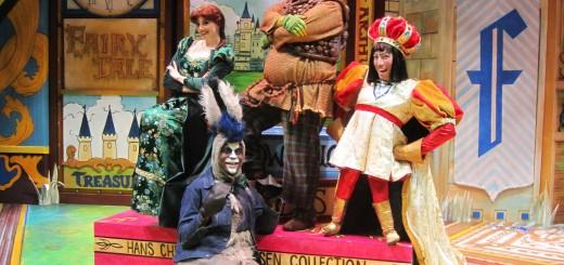 Orlando Repertory Theatre (The REP) presents Shrek The Musical TYA